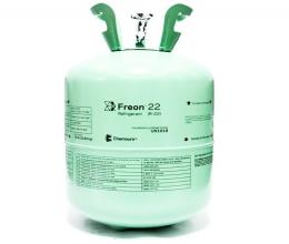 Gas Lạnh R22 Chemours Freon Trung Quốc 22,7 KG